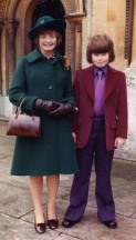 Gran and Matey (just because Andrew looks so 70s)