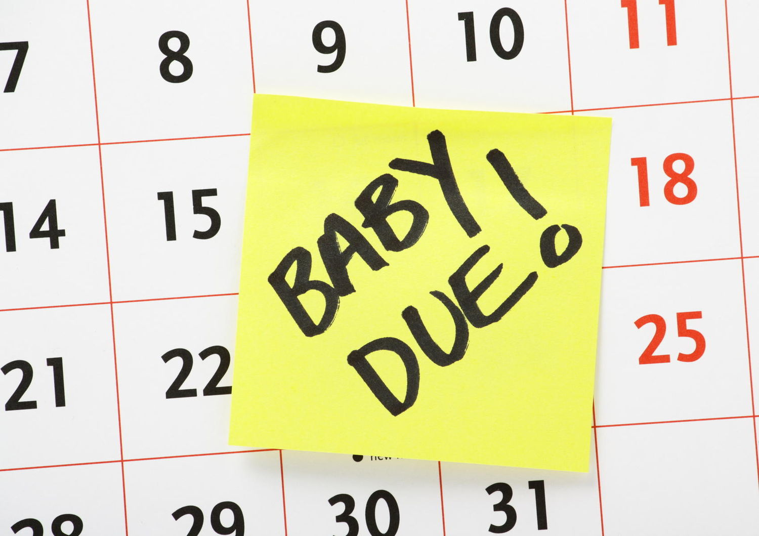 Pregnant get did when calculator i Due Date